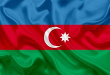 Photo of Flag of Azerbaijan