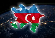 Photo of Map of Azerbaijan