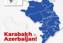 Photo of Karabakh was liberate!