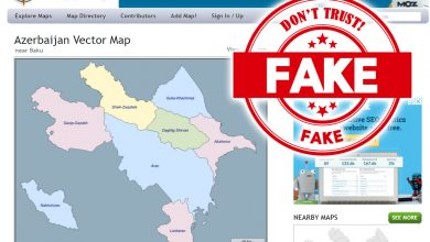 Photo of Don't Trust this Mappery Map (1) – FAKE MAP